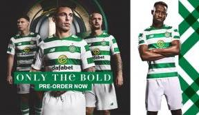 New Balance Reveals Celtic 2018/19 Home Kit