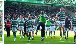 In this week's table-topping Celtic View