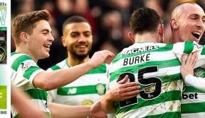 Jeremy Toljan in this week's Celtic View