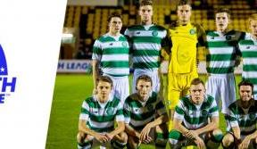 Hoops aiming to progress in UEFA Youth League