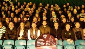 Great success at Celtic FC Foundation Sleep-Out in Paradise