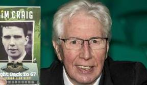 Meet Lisbon Lion Jim Craig in the Celtic Superstore