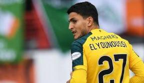 Elyounoussi proud with positive Celtic debut