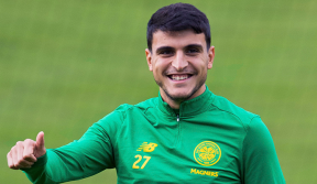 Celtic team to face Hamilton