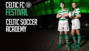 Huge demand means Extra Celtic FC Festival academy skills sessions