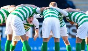 Penalty shoot-out disappointment for young Celts in Challenge Cup