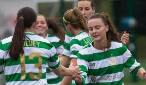 Celtic Women's side back on the winning trail