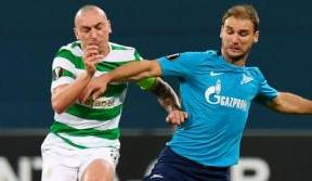 Celtic's European adventure ends with defeat in Russia