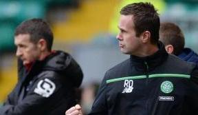 Ronny Deila: Celts well worth the win