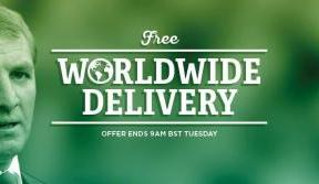 Online Superstore – FREE worldwide delivery on all orders today