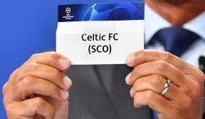 Celtic face KR Reykjavik in UEFA Champions League