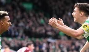 Celts re-establish top of table lead with emphatic Motherwell win