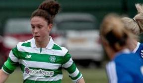 Scotland call-up for Celtic captain, Kelly Clark