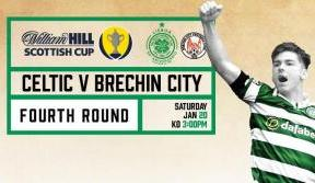See the Celts in Scottish Cup action – tickets on sale now