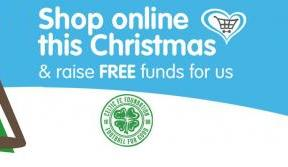 Free donations to Celtic FC Foundation this Black Friday