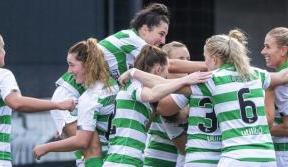 Celtic on fire as they record famous Glasgow City victory