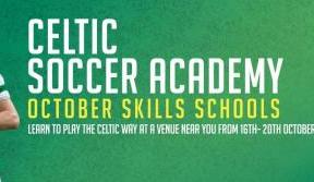 Learn the Celtic Way in Academy's October Skills Schools
