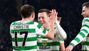 Celtic extend lead at top of the table with win over St Johnstone