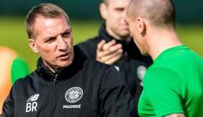 Brendan Rodgers hails Celts' goalscoring threat ahead of derby
