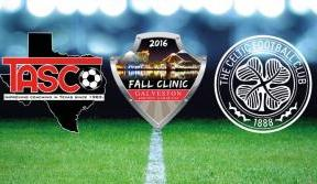 Celtic Soccer Academy in Texas for renowned coaches' clinic