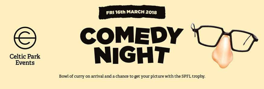 Comedy Night 2018