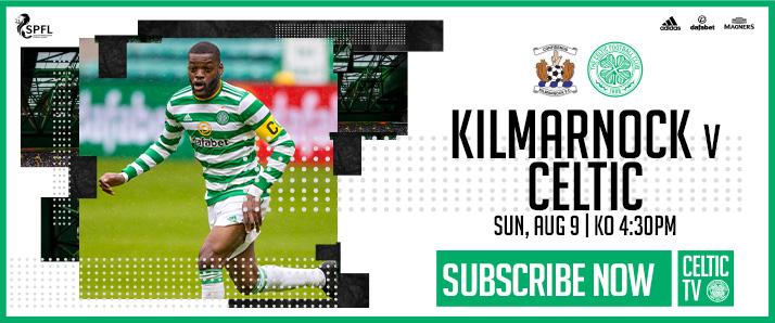 Celtic TV Kilmarnock