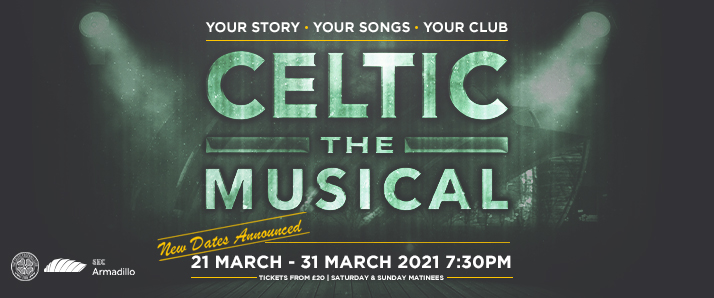 Celtic the Musical New Dates