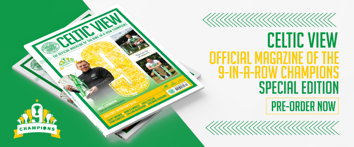 Celtic View Special issue celebrates 9-in-a-row success