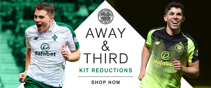 Away/Third Kit Reductions