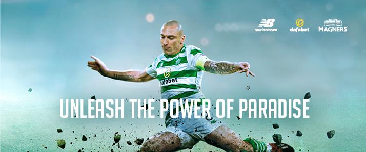 Power of Paradise Takeover Top Splash