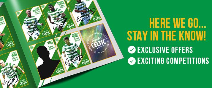 Sign For Celtic Takeover 2
