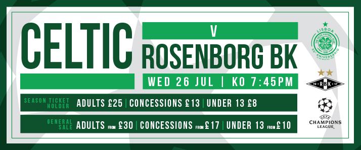Rosenborg Tix