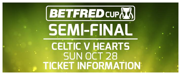 Betfred Semi-Final Ticket Info