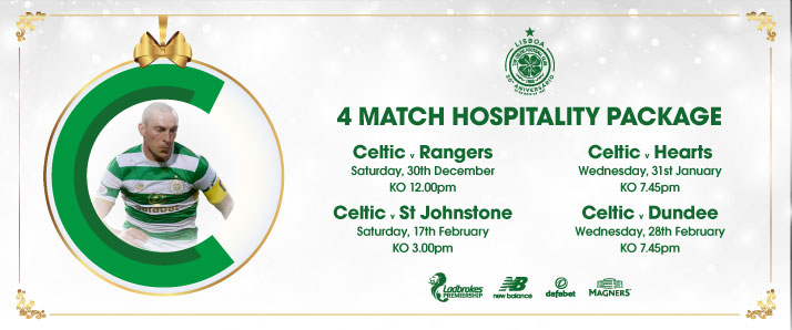 festive 4 match package
