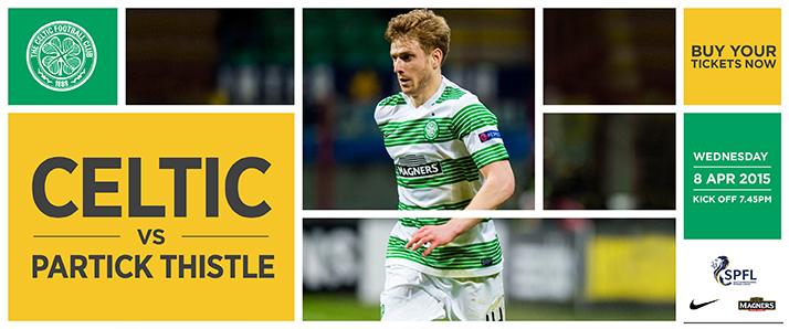 Celtic v Thistle