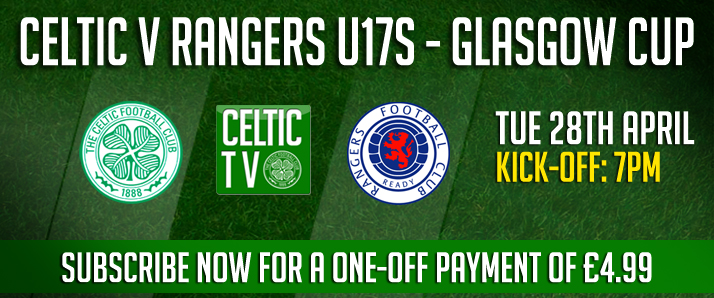 CTV - Glasgow Cup