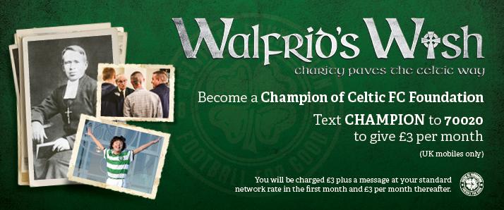 Walfrid's Wish