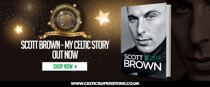 Scott Brown Book Out now