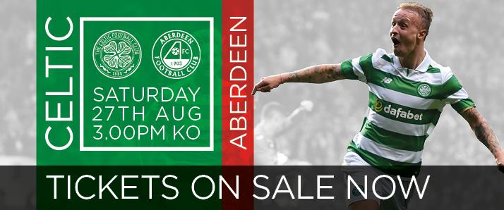 Aberdeen tickets