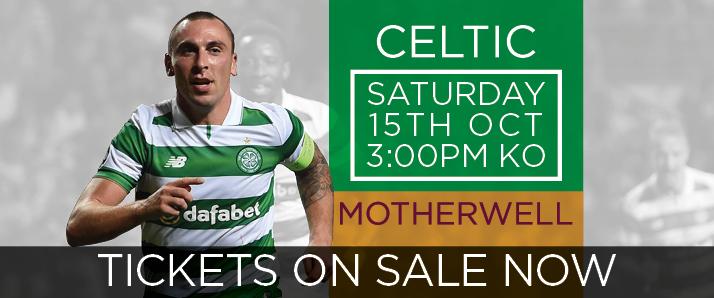 Motherwell Tickets