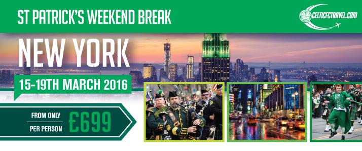 Celtic Travel - St Pats NY