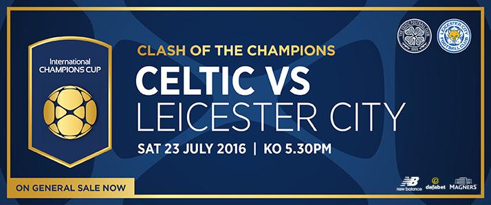 Celtic v Liecester