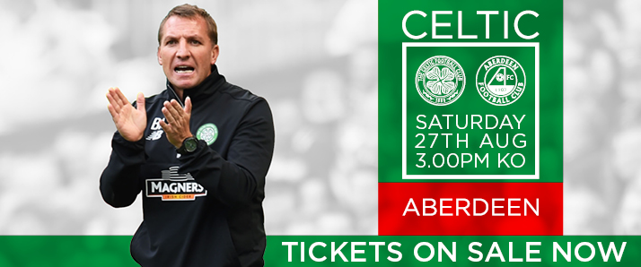 Aberdeen tickets