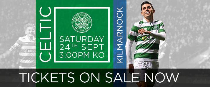 Kilmarnock Tickets