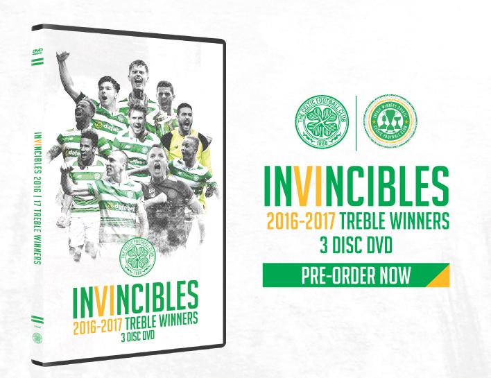 Invincibles DVD