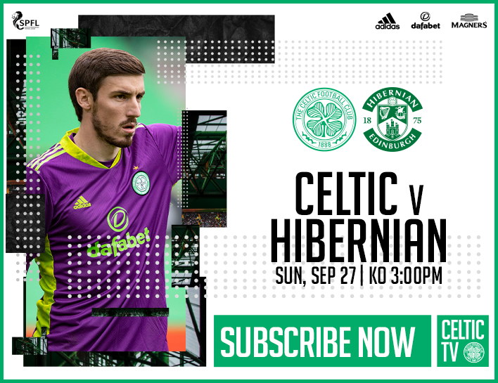 Celtic TV Hibs