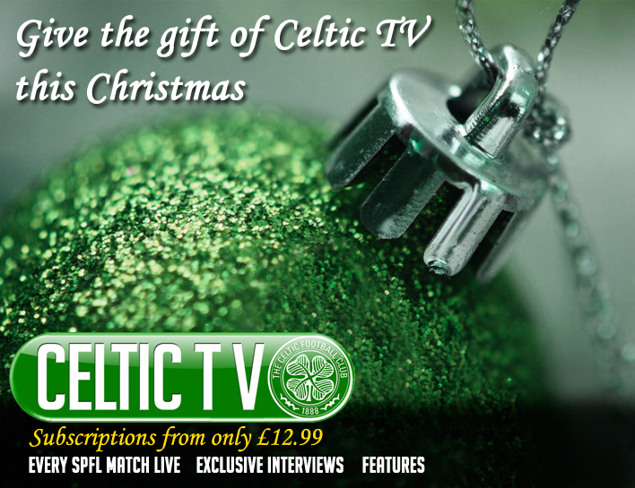 Celtic TV Gift