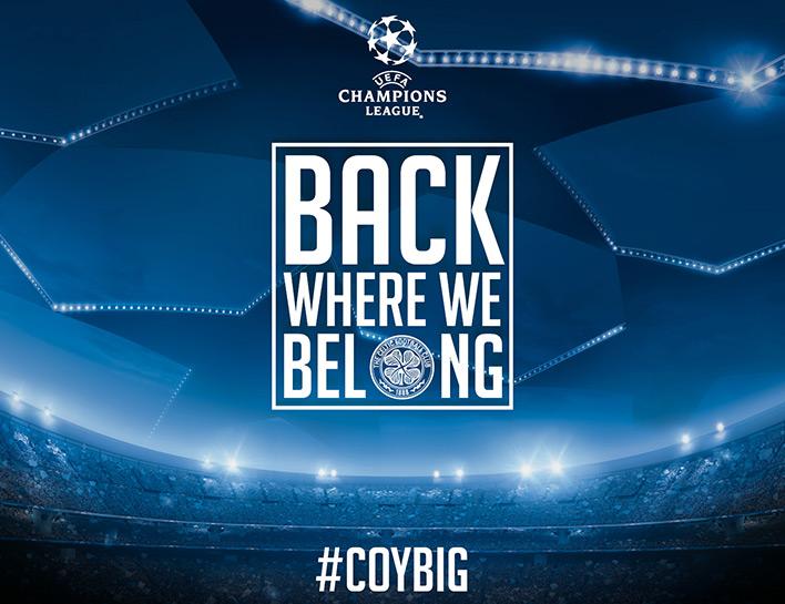 Where we belong!