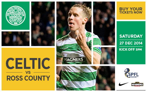 TICKETS - Ross County