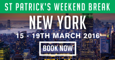 Celtic Travel - St Pats NY